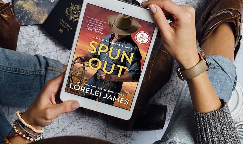 ARC Review: Spun Out by Lorelei James
