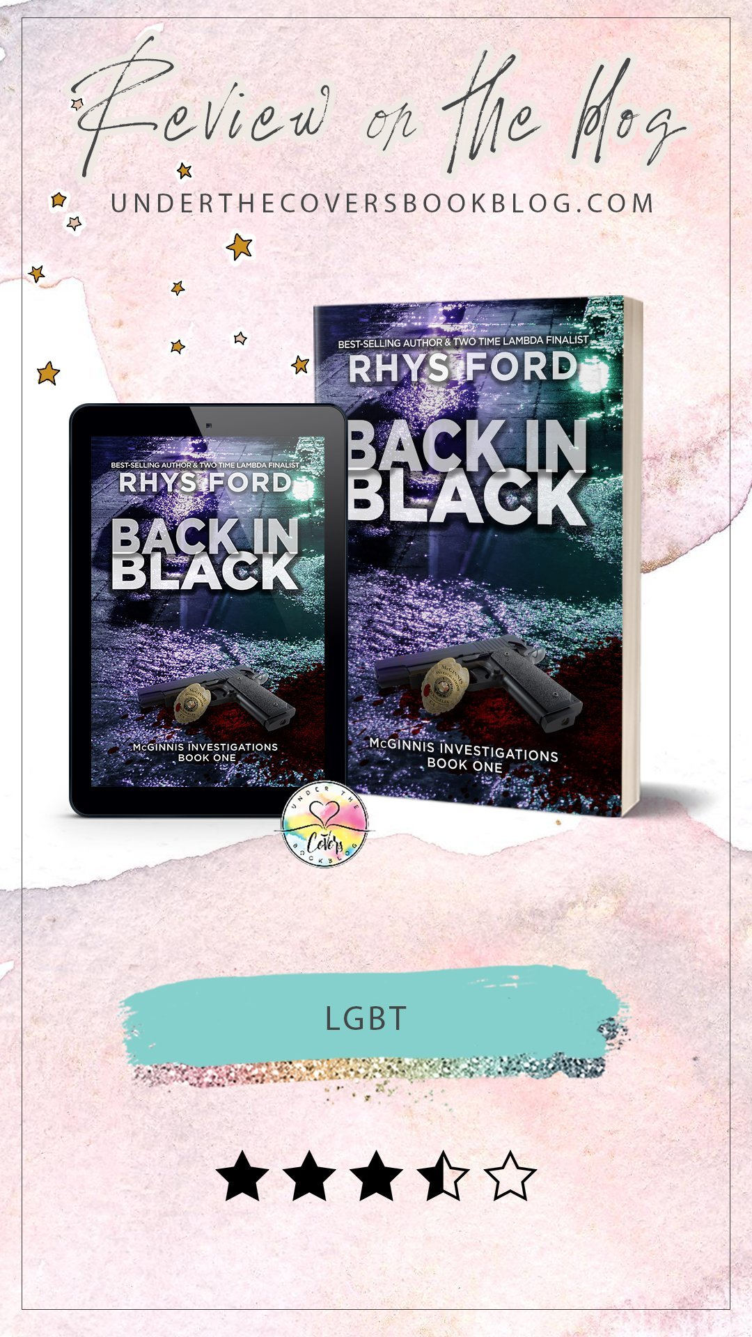 ARC Review: Back in Black by Rhys Ford