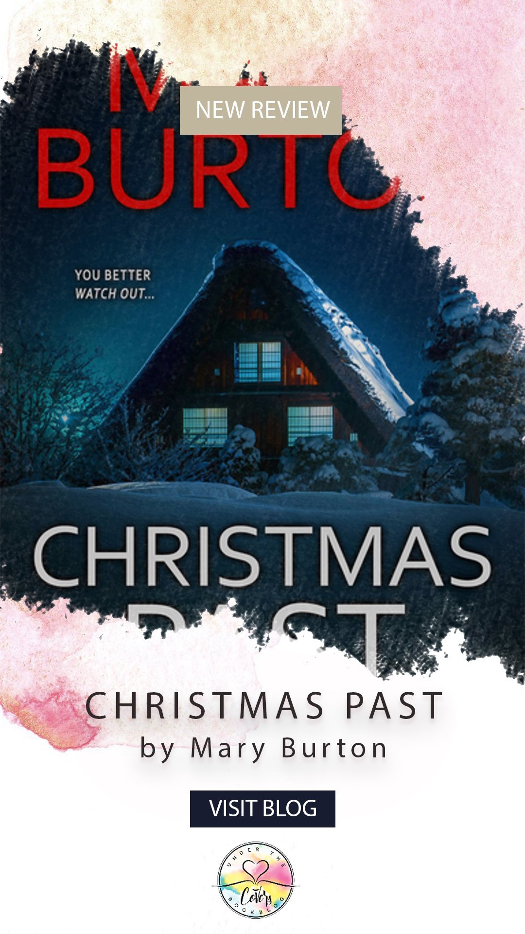 ARC Review: Christmas Past by Mary Burton