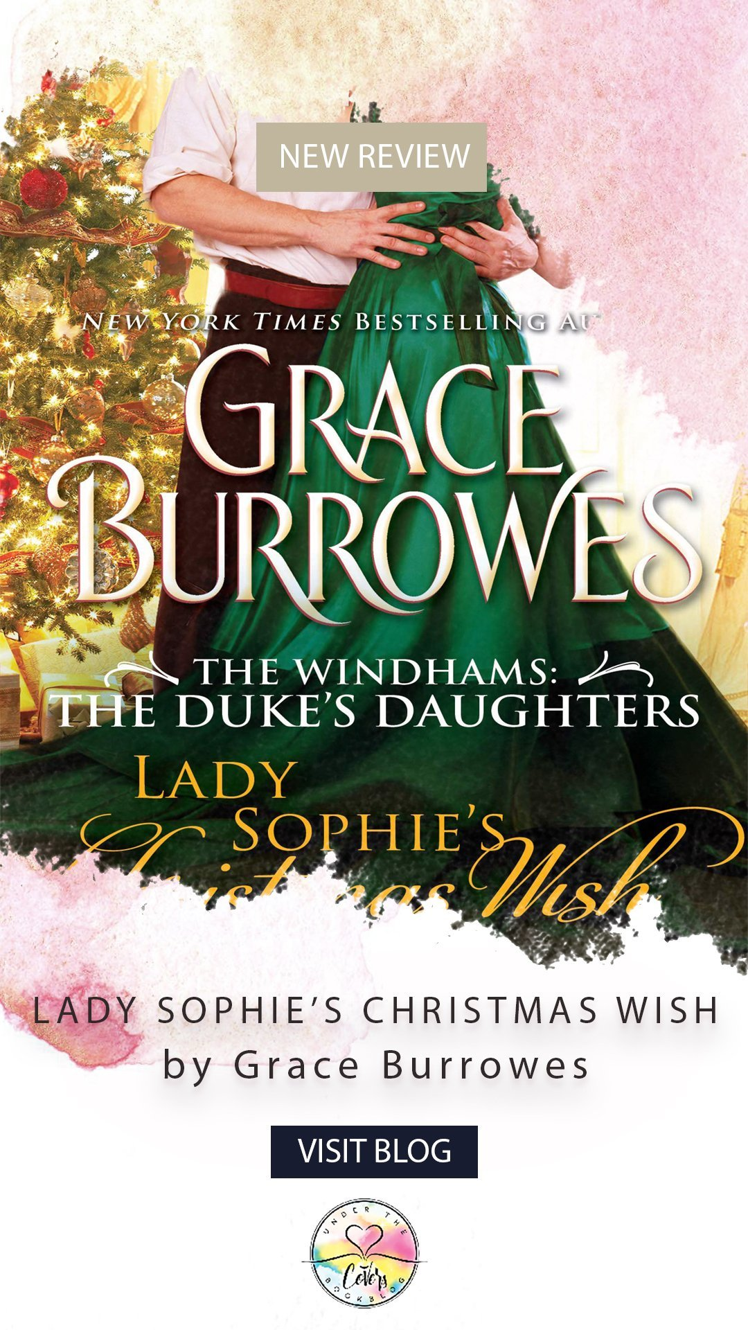 ARC Review: Lady Sophie\'s Christmas Wish by Grace Burrowes