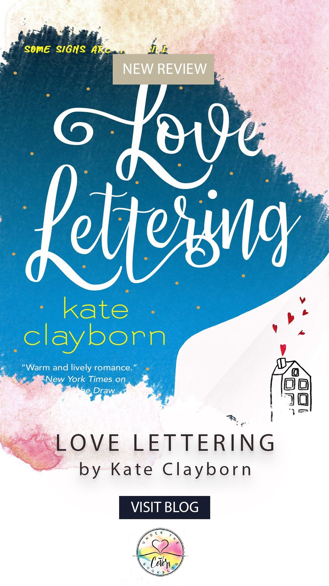 ARC Review: Love Lettering by Kate Clayborn