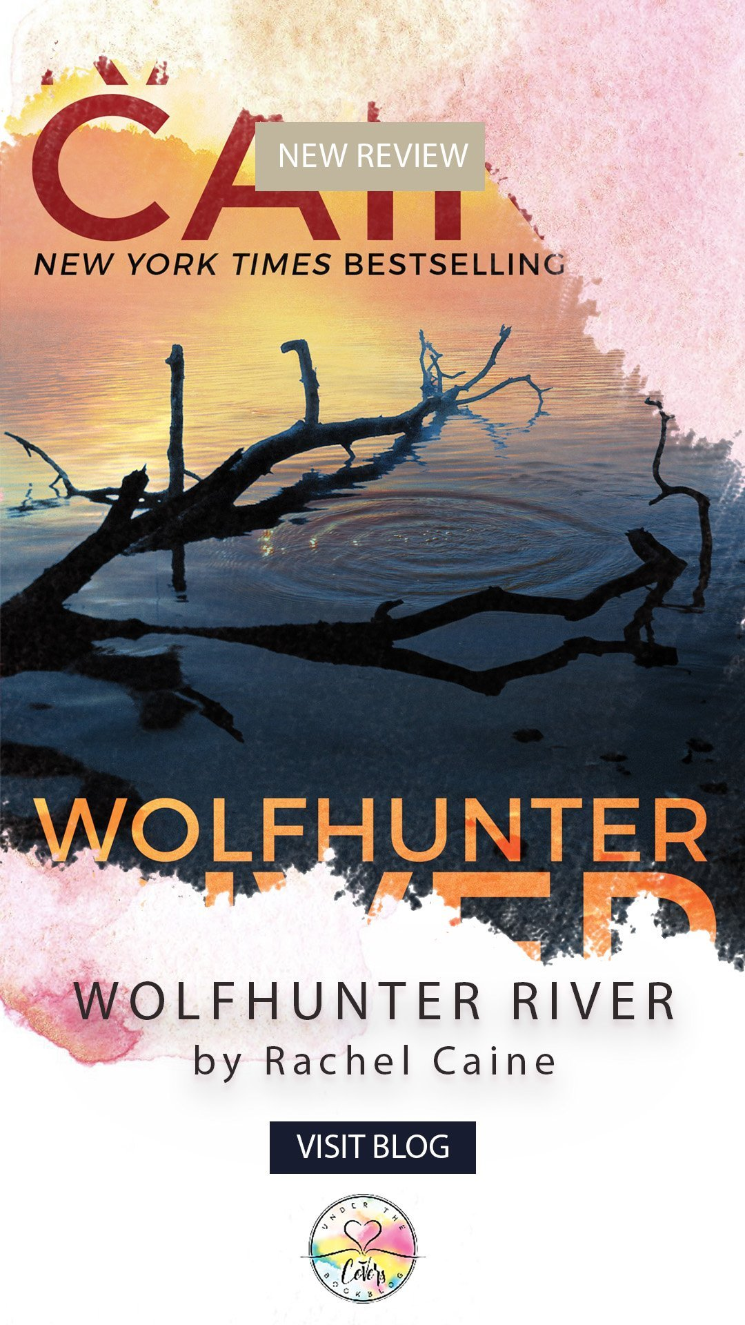 Review: Wolfhunter River by Rachel Caine