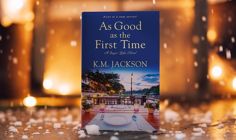 Review: As Good as the First Time by K.M. Jackson