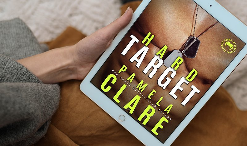 Review: Hard Target by Pamela Clare