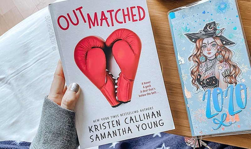 Review: Outmatched by Kristen Callihan and Samantha Young
