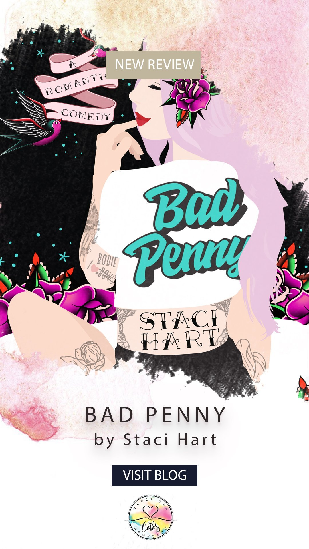Review: Bad Penny by Staci Hart
