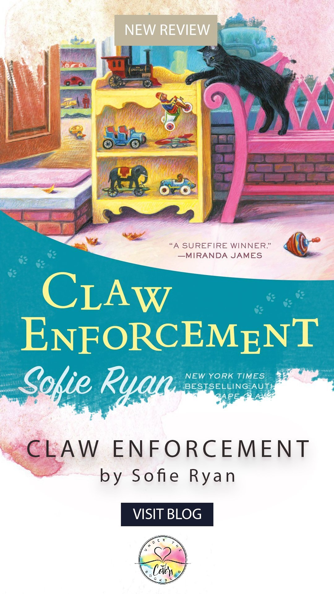 ARC Review: Claw Enforcement by Sofie Ryan
