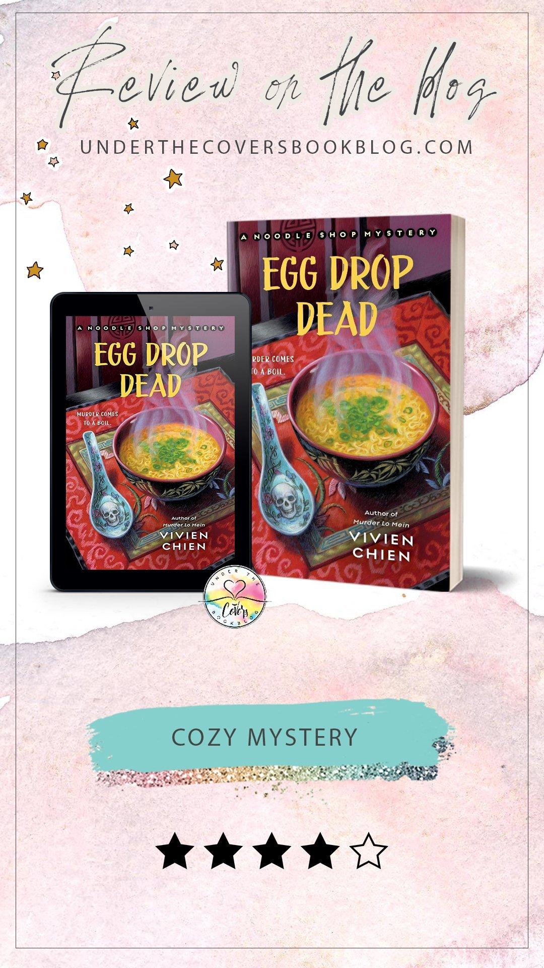 ARC Review: Egg Drop Dead by Vivien Chien