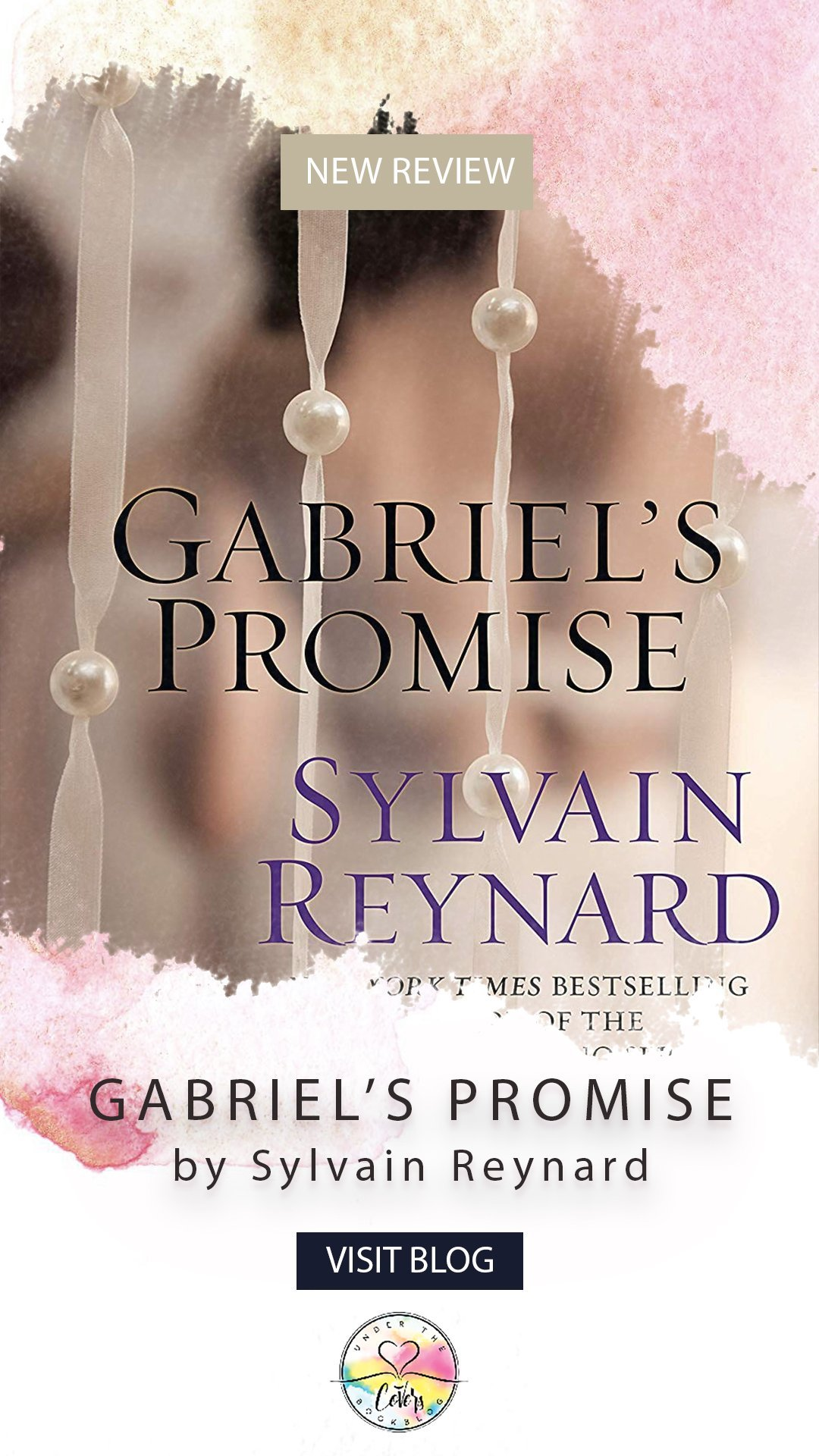 ARC Review: Gabriel's Promise by Sylvain Reynard