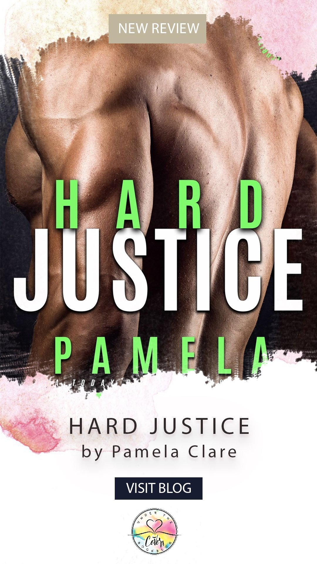 ARC Review: Hard Justice by Pamela Clare
