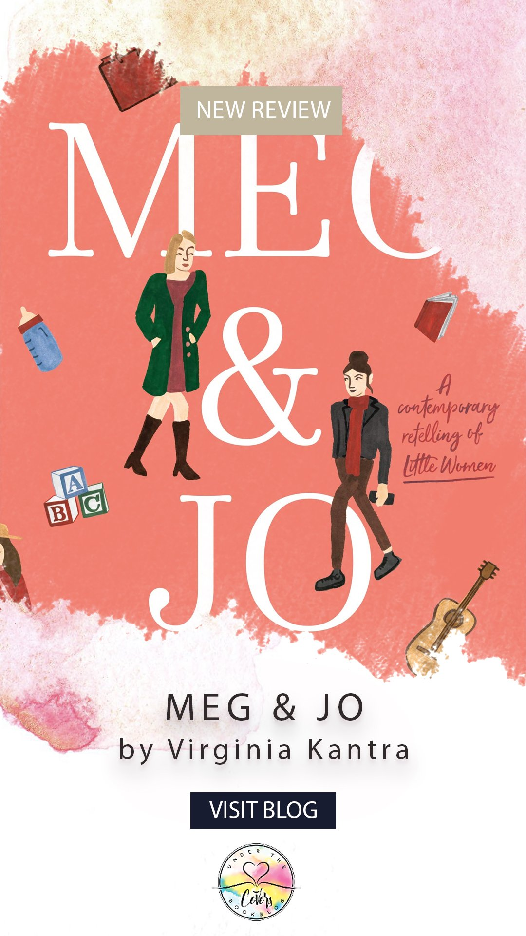ARC Review: Meg & Jo by Virginia Kantra