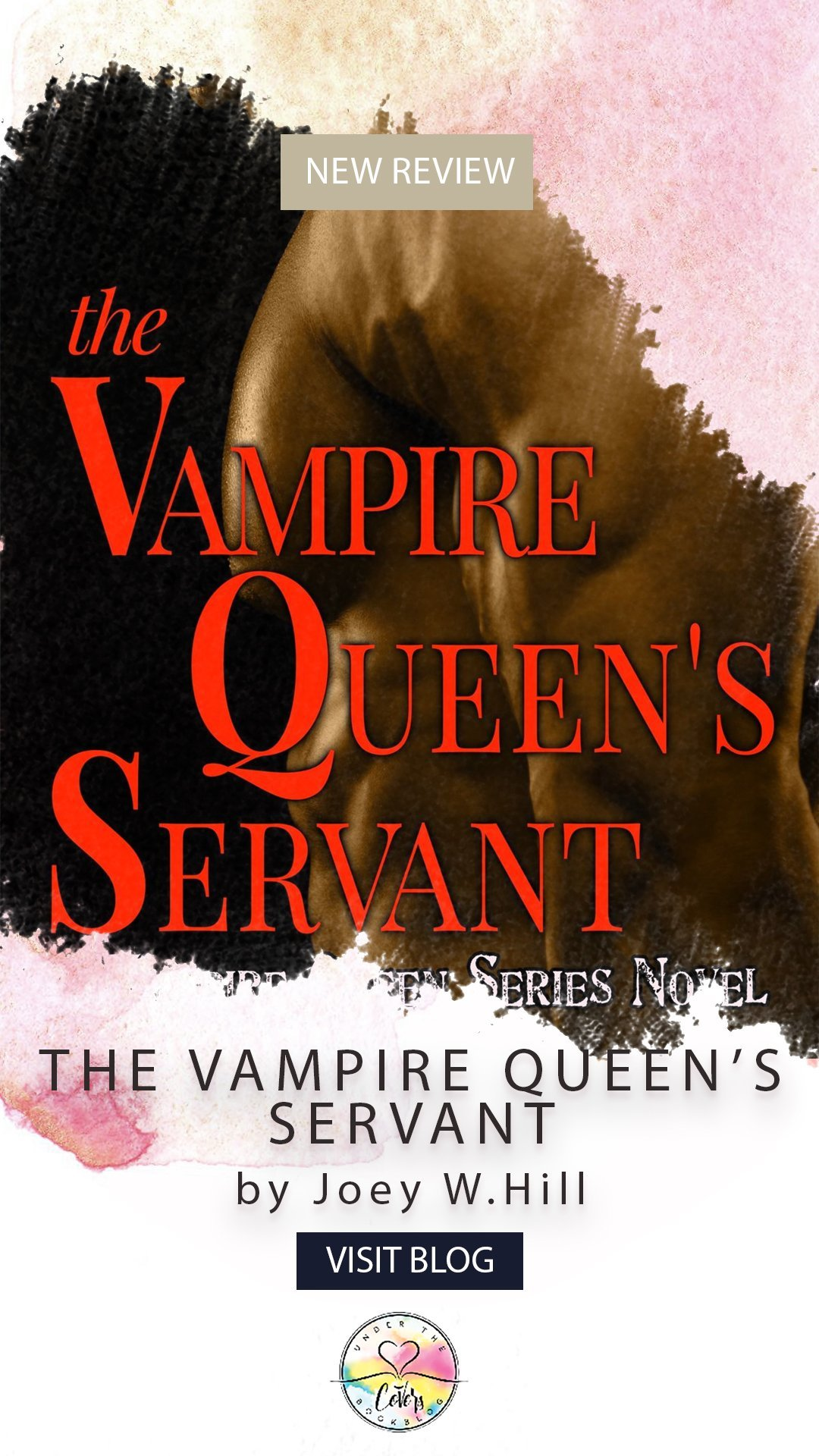 Review: The Vampire Queen\'s Servant by Joey W. Hill