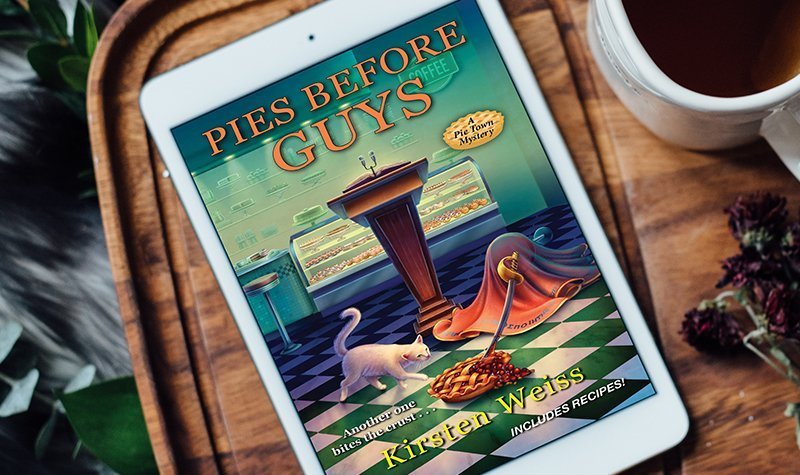 ARC Review: Pies Before Guys by Kristen Weiss