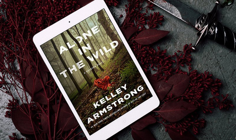 ARC Review: Alone in the Wild by Kelley Armstrong