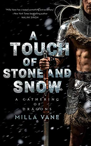 ARC Review: A Touch of Stone and Snow by Milla Vane