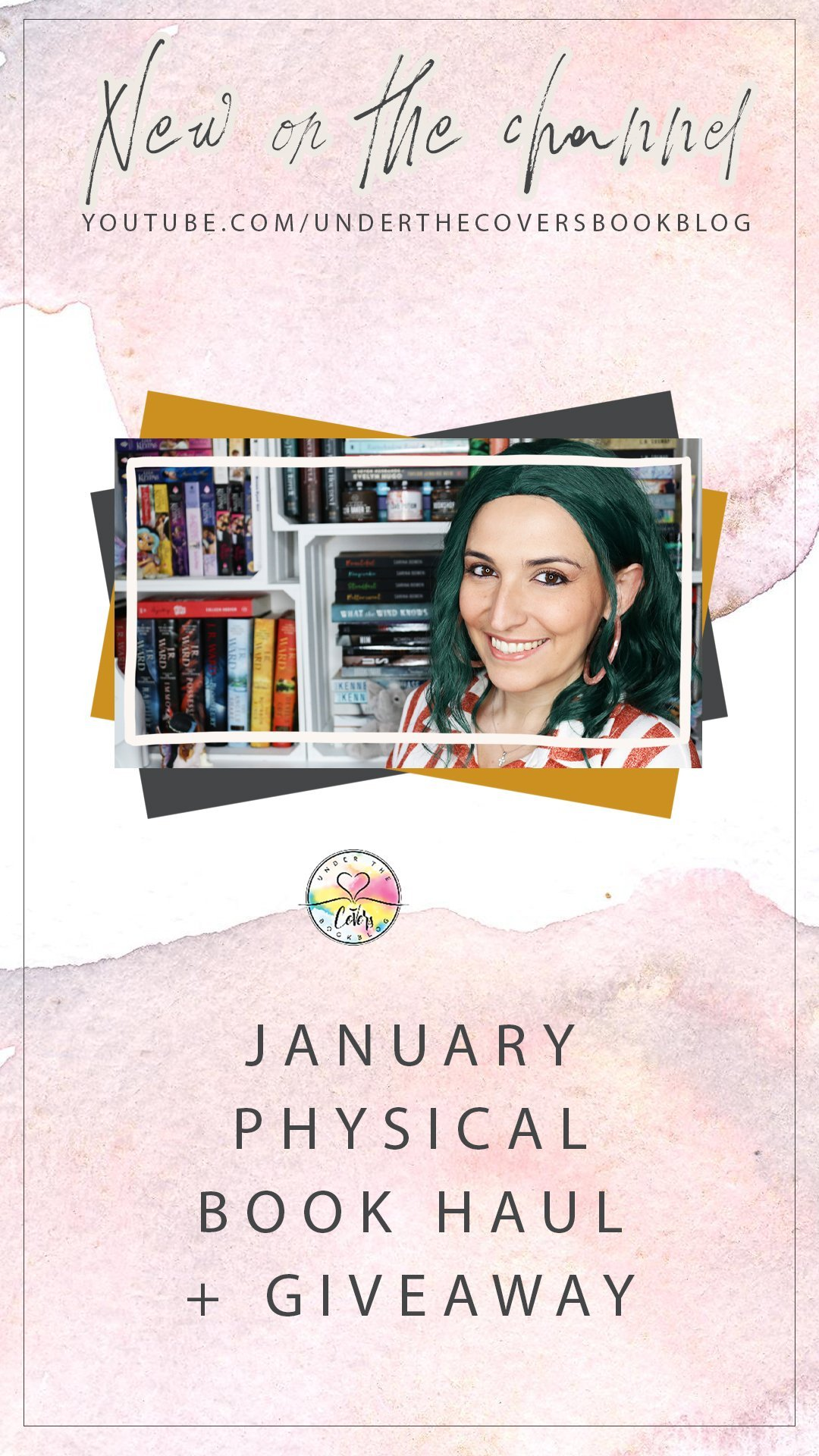 Physical Book Haul: January 2020 [ Part 2 ]