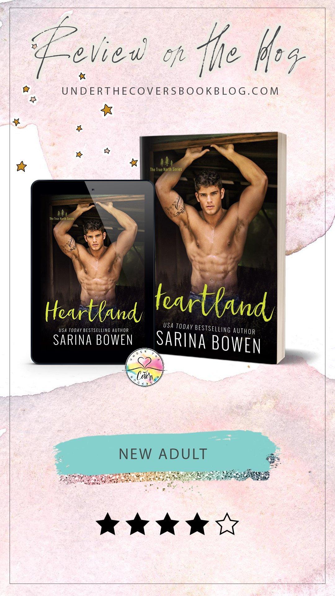 ARC Review: Heartland by Sarina Bowen