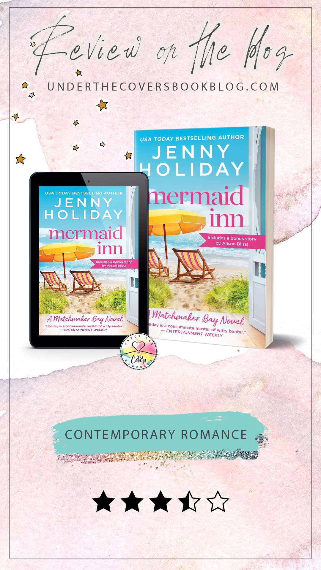 ARC Review: Mermaid Inn by Jenny Holiday