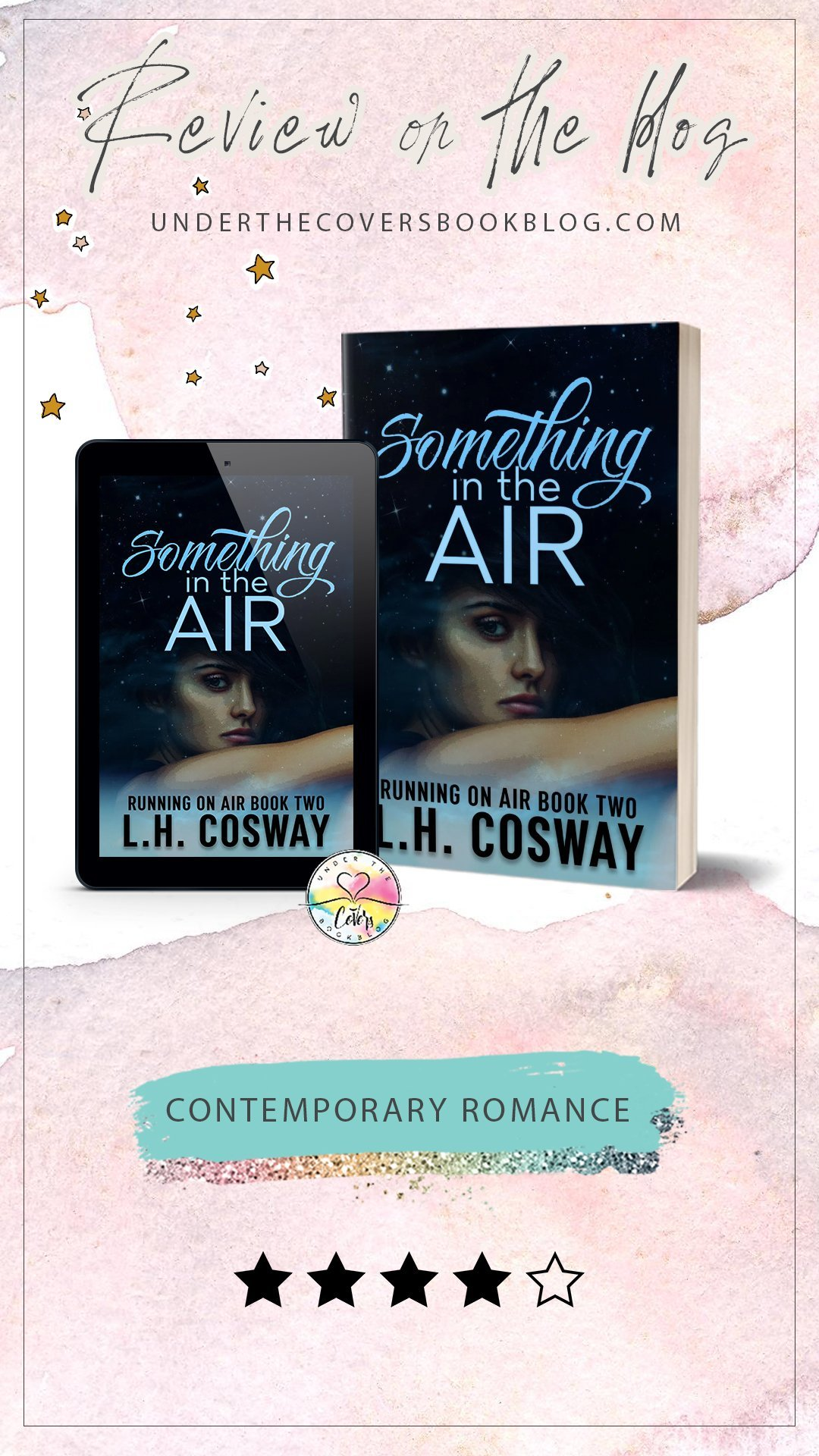 ARC Review: Something in the Air by L.H. Cosway