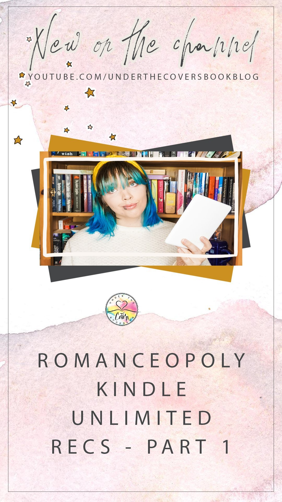 Romanceopoly on Kindle Unlimited   Part 1