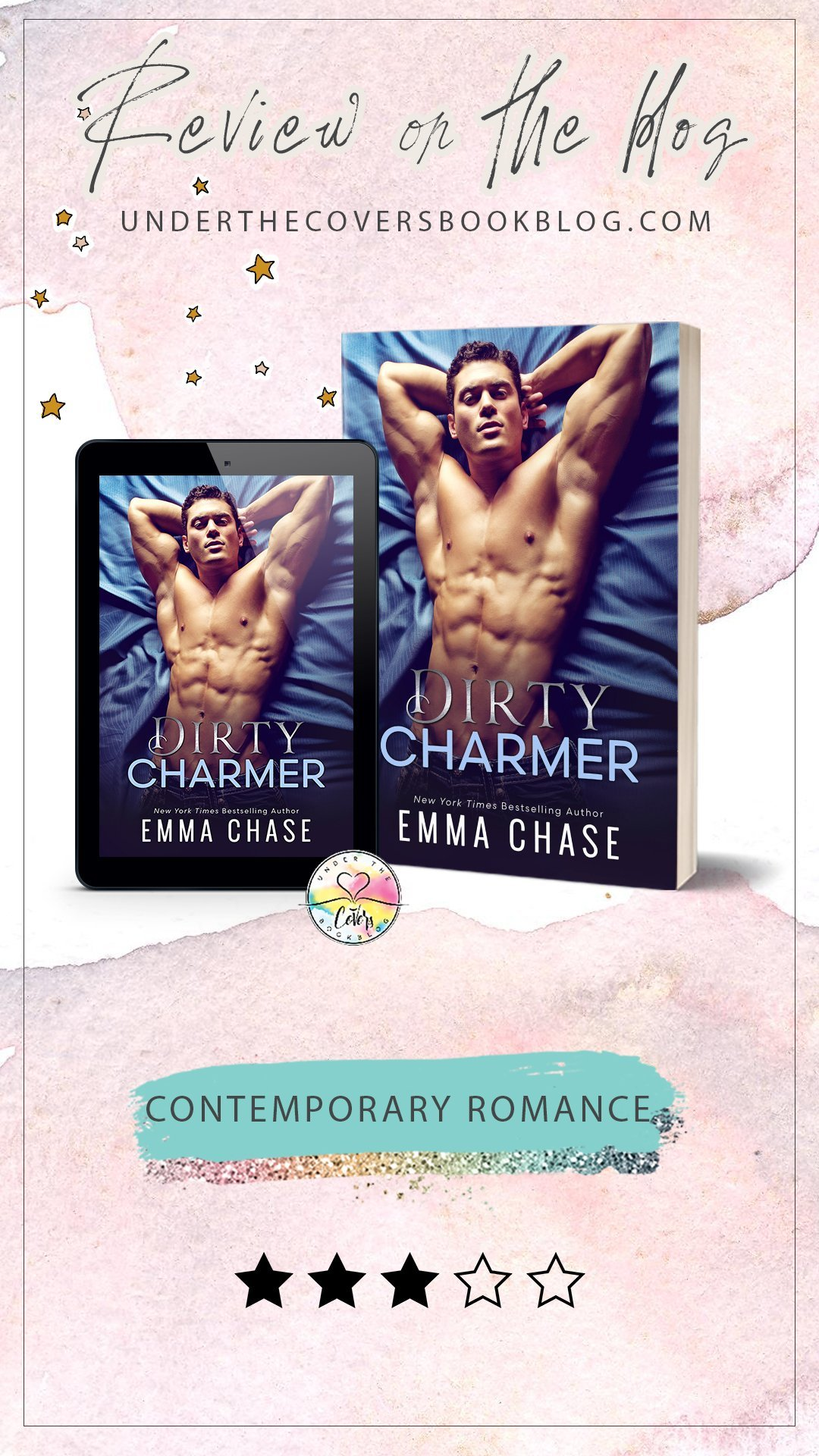 Review: Dirty Charmer by Emma Chase