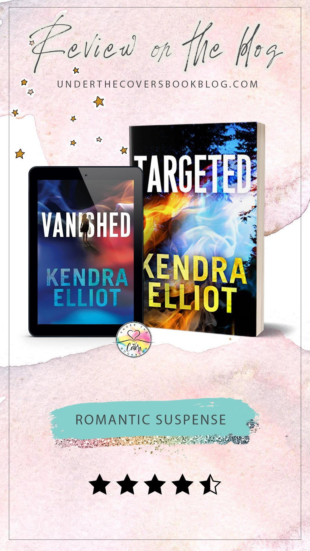 Review: Callahan & McLane series by Kendra Elliot