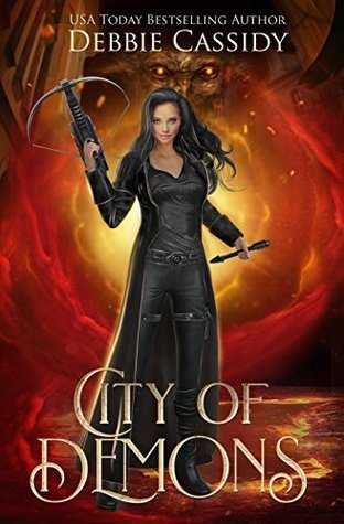 #Romanceopoly Review: City of Demons by Debbie Cassidy