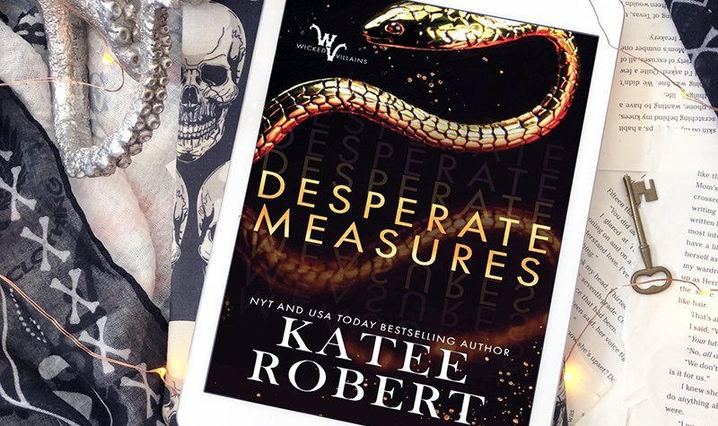 Review: Desperate Measures by Katee Robert