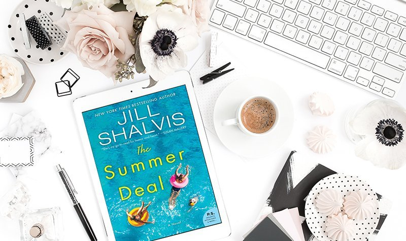 ARC Review: The Summer Deal by Jill Shalvis