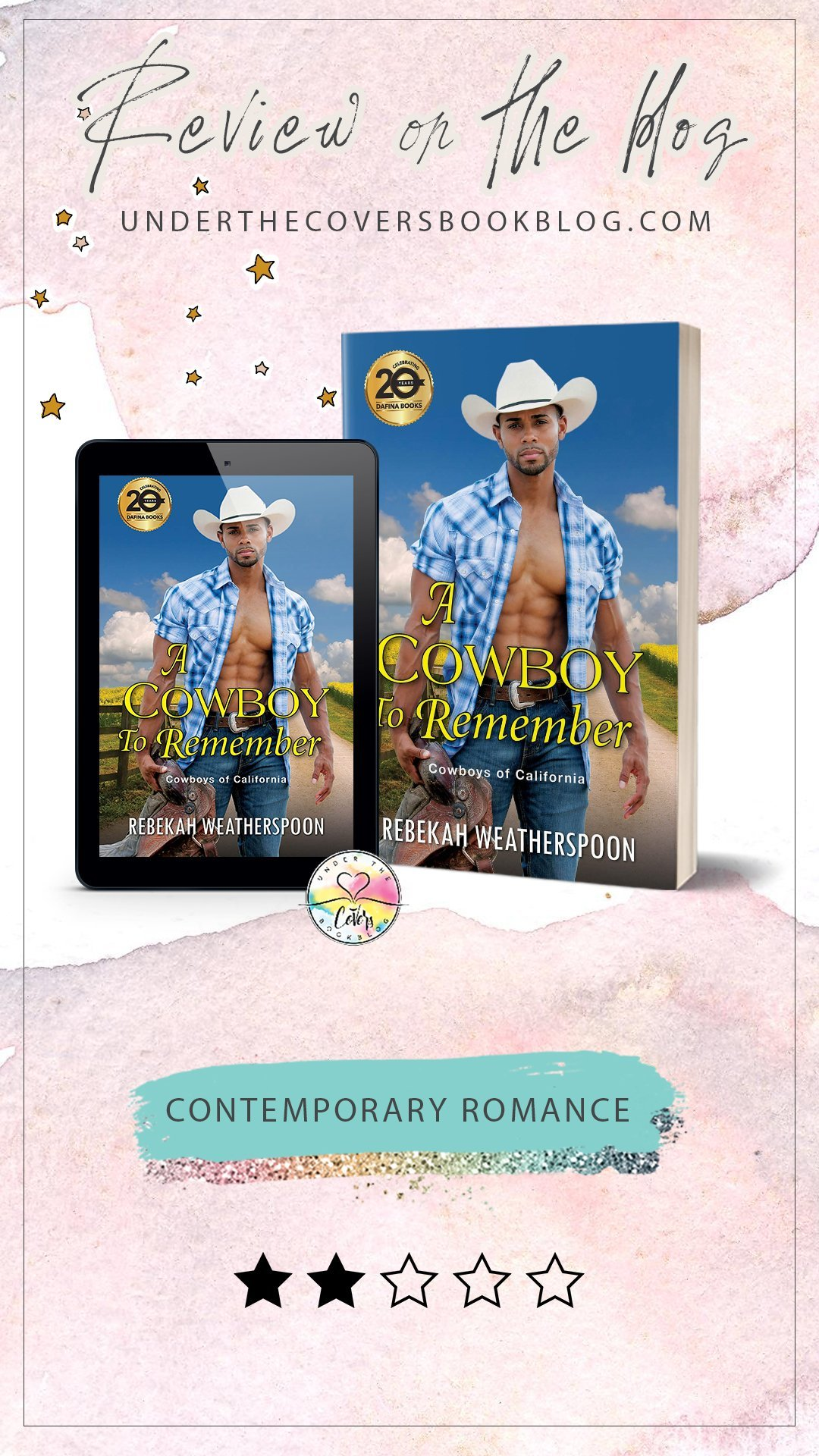 ARC Review: A Cowboy to Remember by Rebekah Weatherspoon