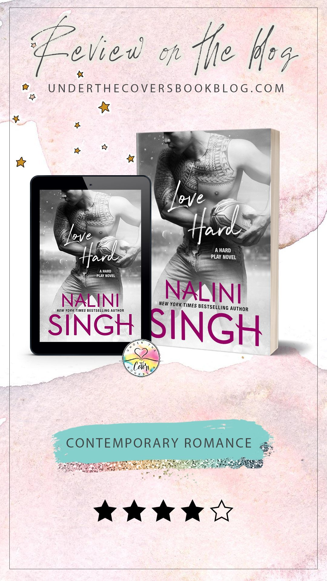 ARC Review: Love Hard by Nalini Singh