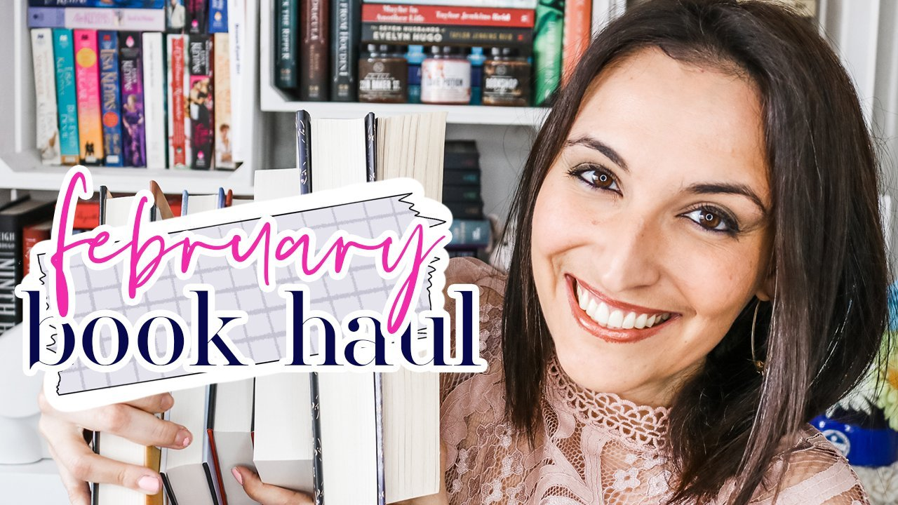 Physical Book Haul: February 2020 [ Part 1 ]
