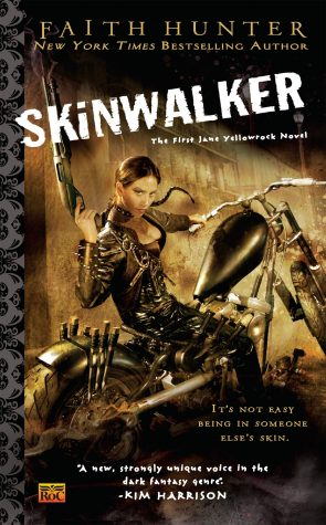 Romanceopoly Review: Skinwalker by Faith Hunter