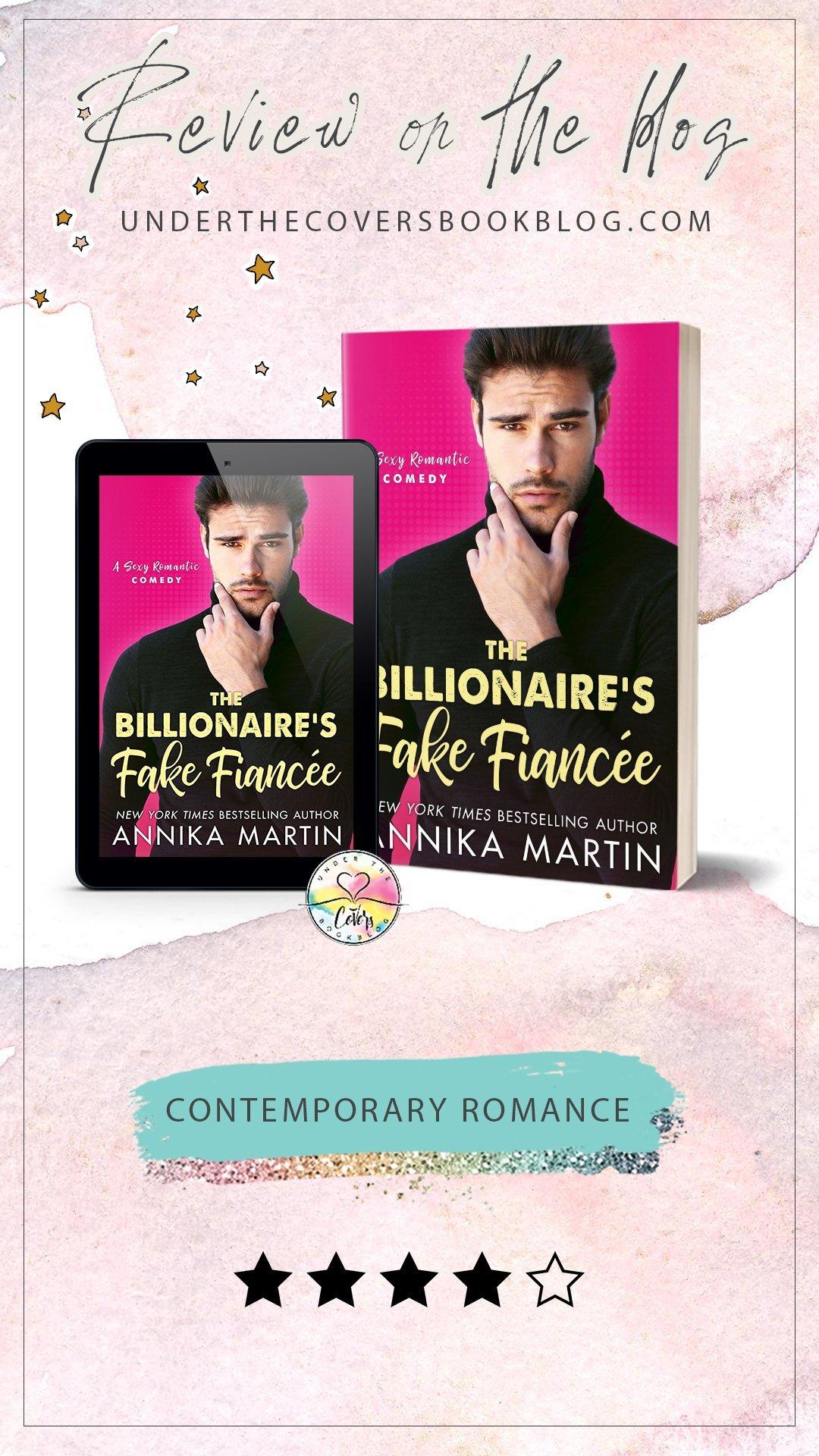 ARC Review: The Billionaire\'s Fake Fiancée by Annika Martin