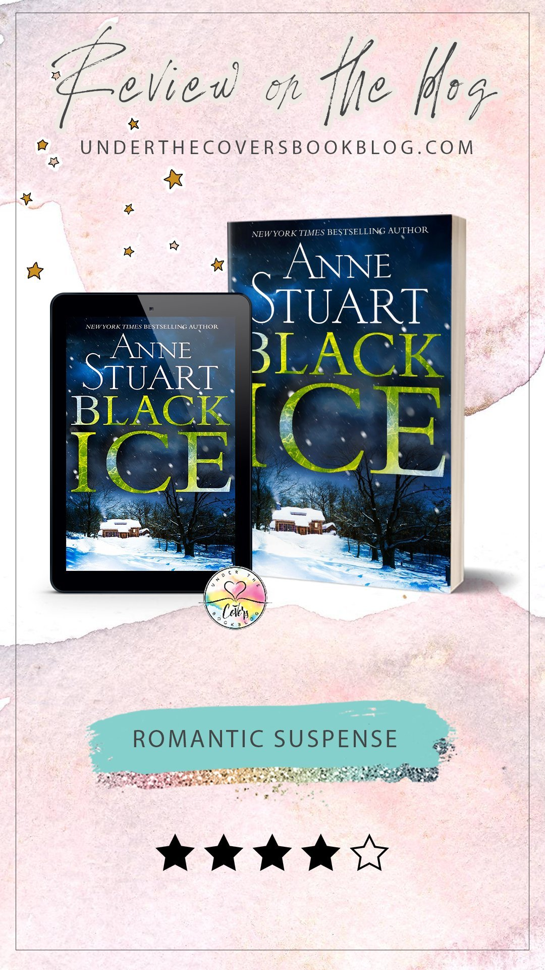 Review: Black Ice by Anne Stuart
