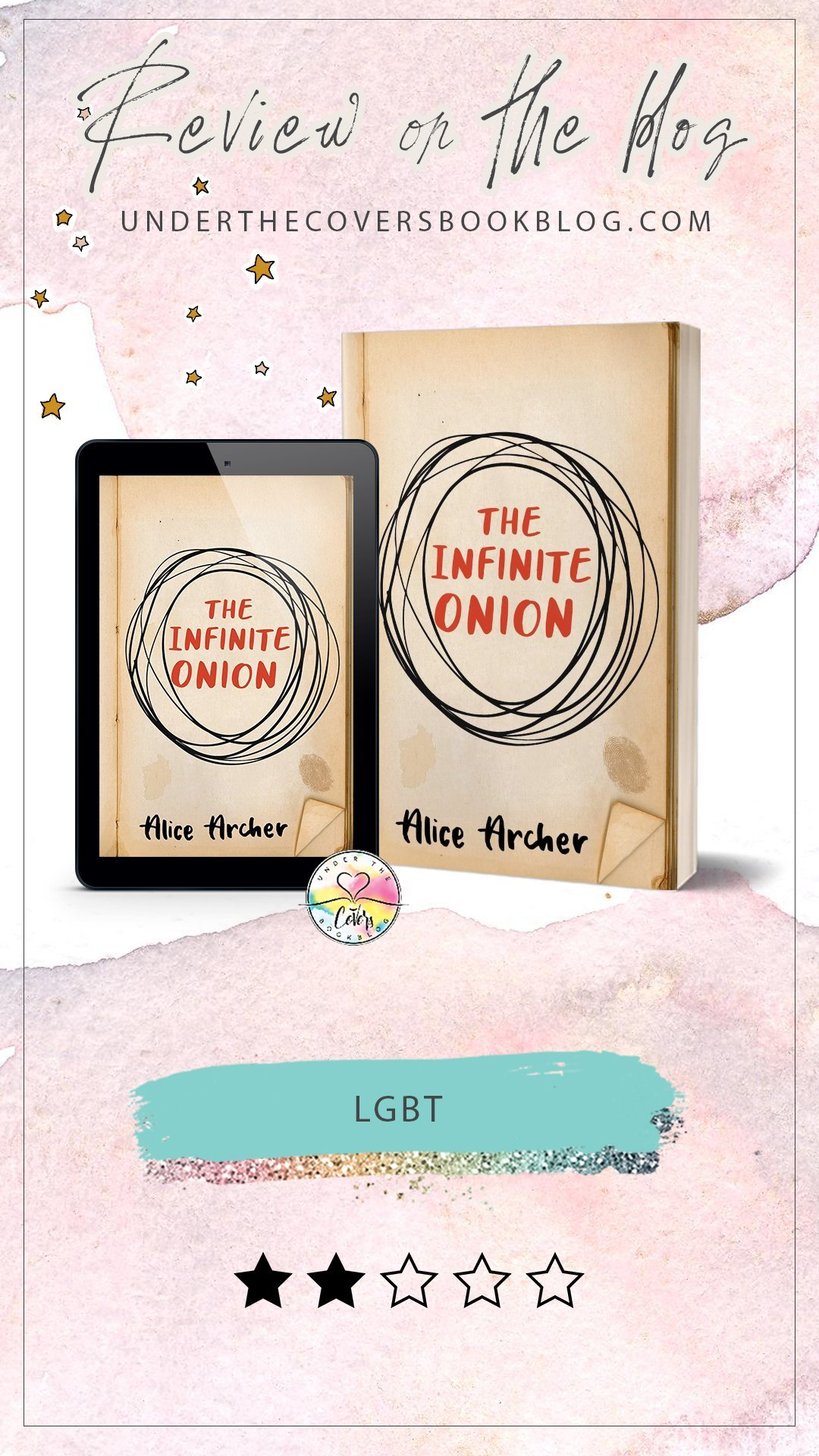 ARC Review: The Infinite Onion by Alice Archer
