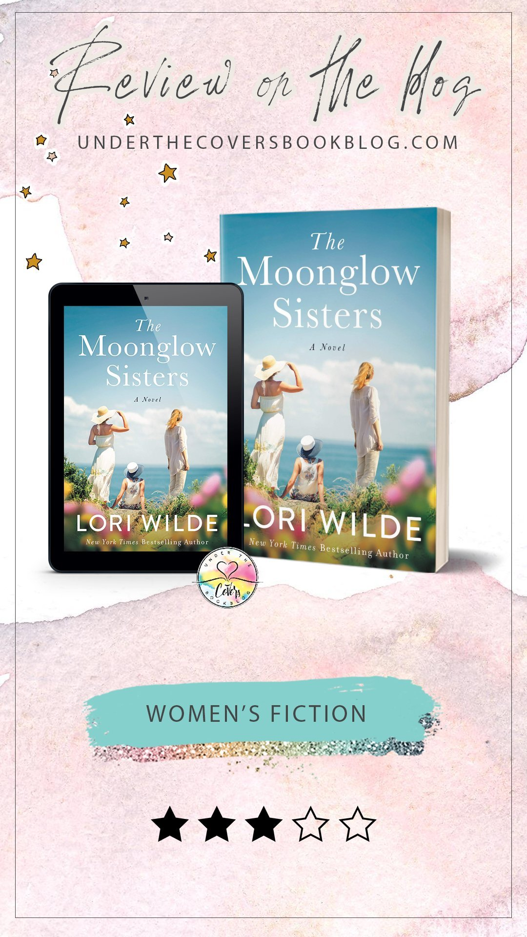 ARC Review: The Moonglow Sisters by Lori Wilde