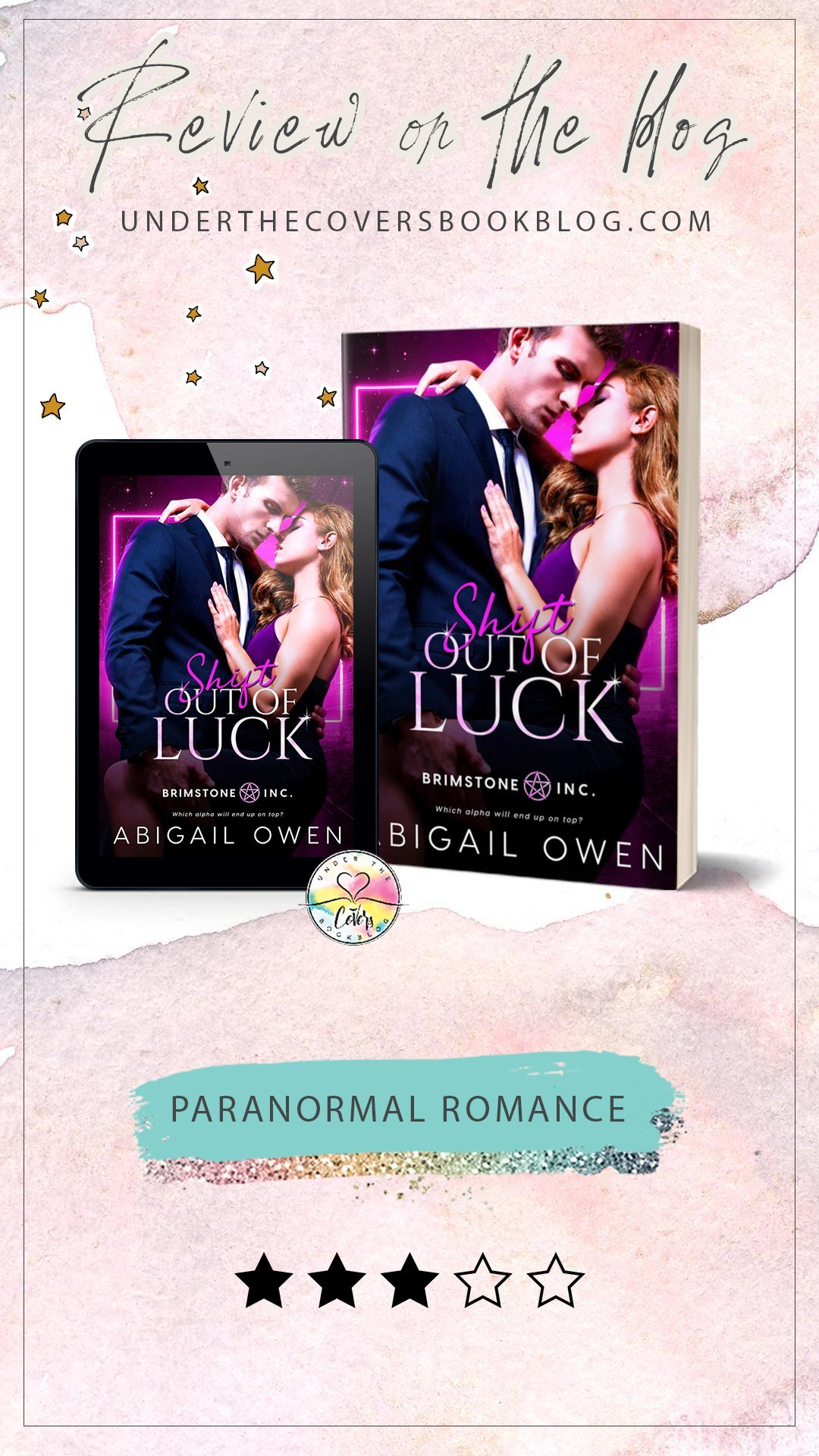 Review: Shift Out of Luck by Abigail Owen