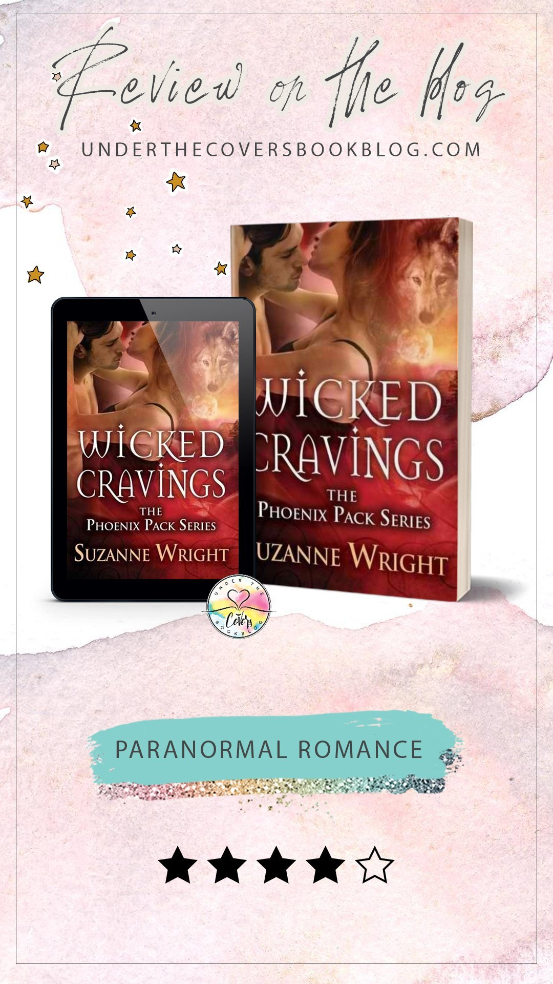 Review: Wicked Cravings by Suzanne Wright