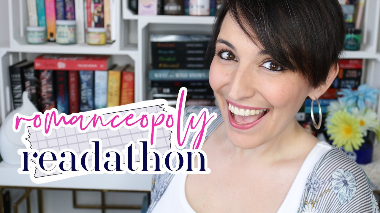 #Romanceopoly Readathon Announcement