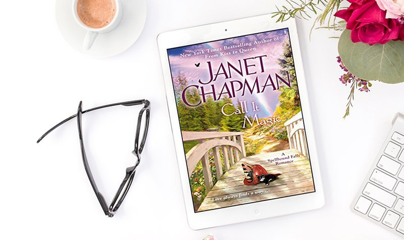 ARC Review: Call It Magic by Janet Chapman