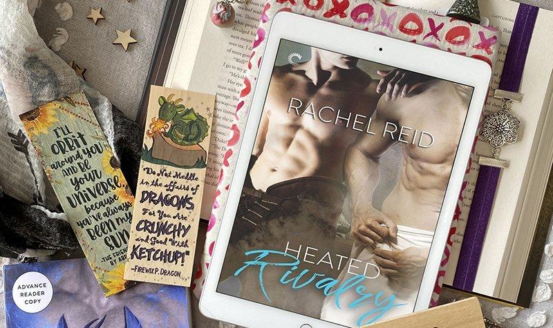 Review: Heated Rivalry by Rachel Reid