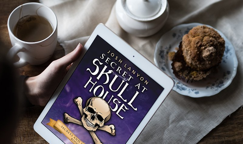 ARC Review: Secret at Skull House by Josh Lanyon