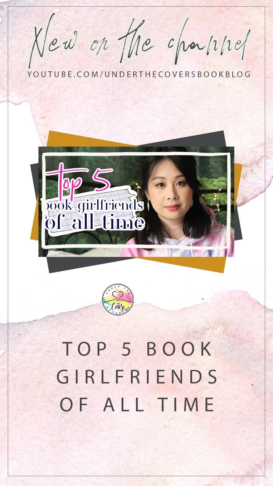 Annie's Top 5 Book Girlfriends of All Time