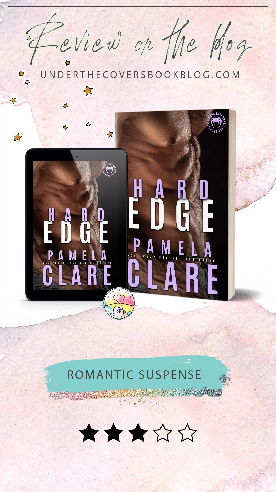 ARC Review: Hard Edge by Pamela Clare