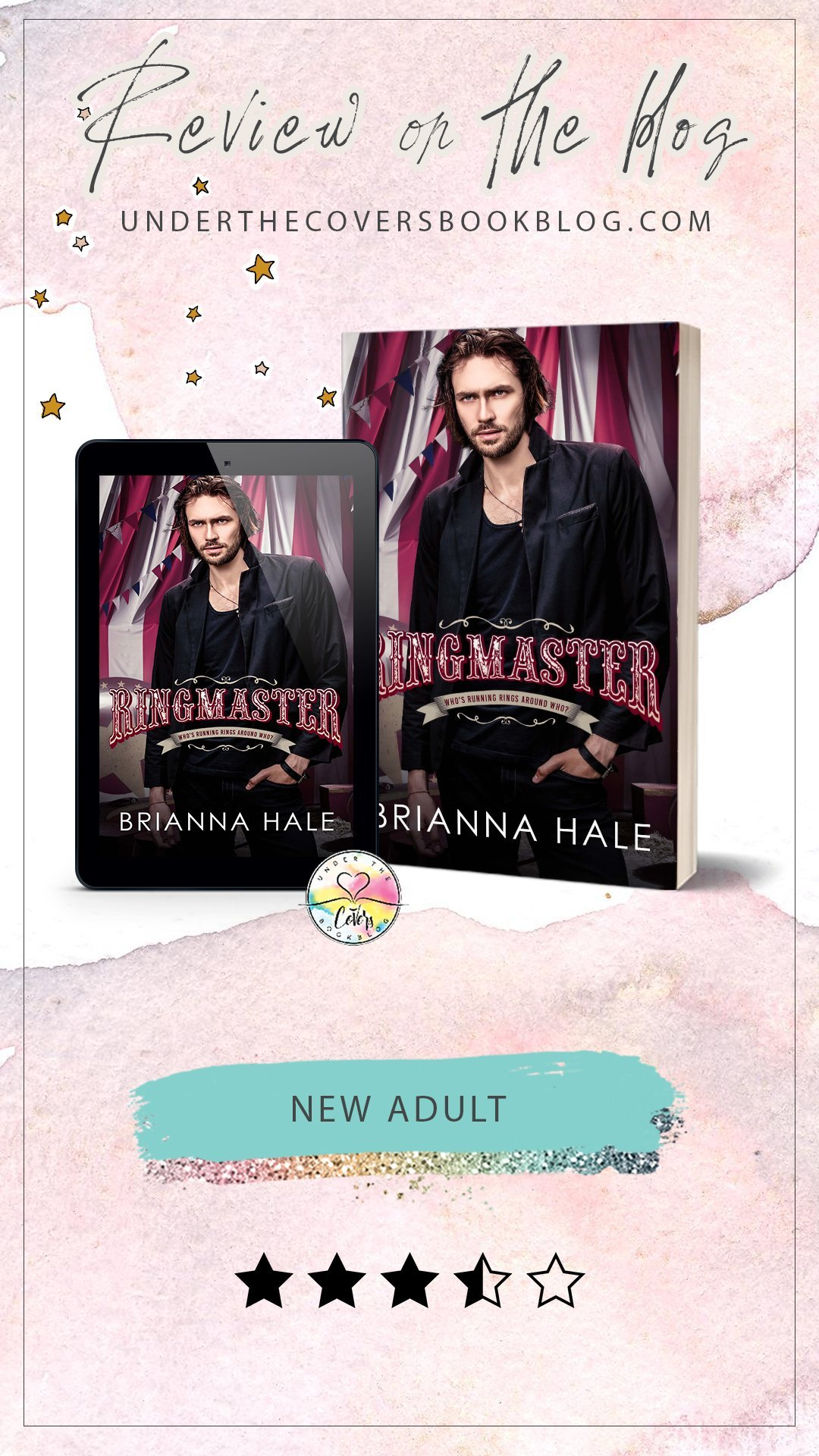 ARC Review: Ringmaster by Brianna Hale