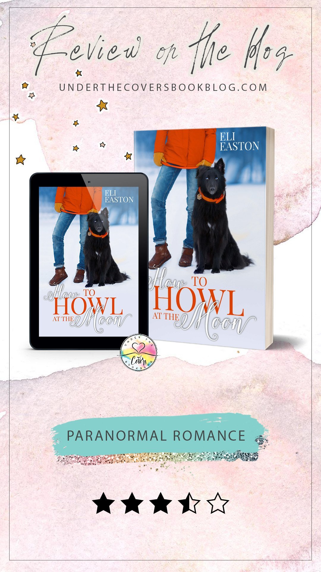 Romanceopoly Review: How to Howl at the Moon by Eli Easton