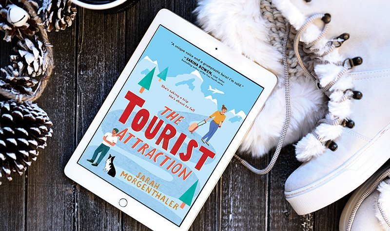 ARC Review: The Tourist Attraction by Sarah Morgenthaler