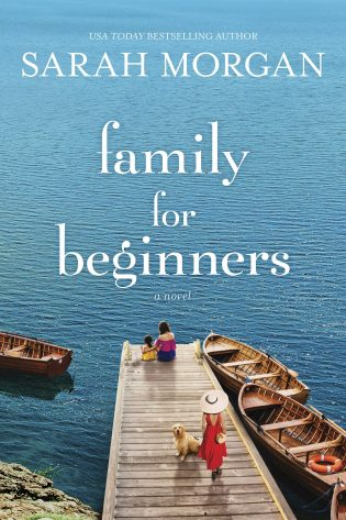ARC Review: Family for Beginners by Sarah Morgan