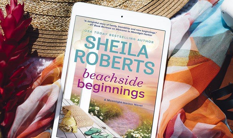 ARC Review: Beachside Beginnings by Sheila Roberts